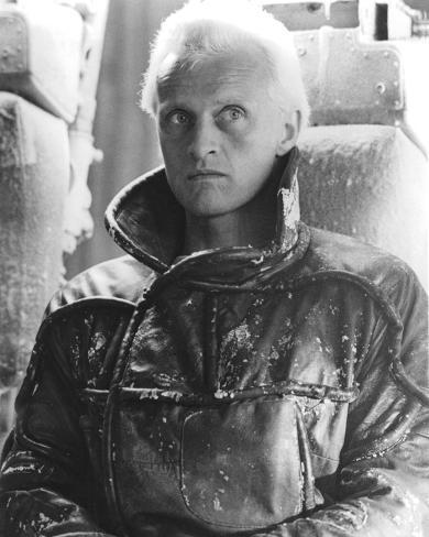 Rutger Hauer - Blade Runner Fotografia
