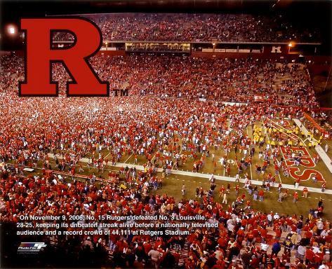 Rutgers Stadium Photo