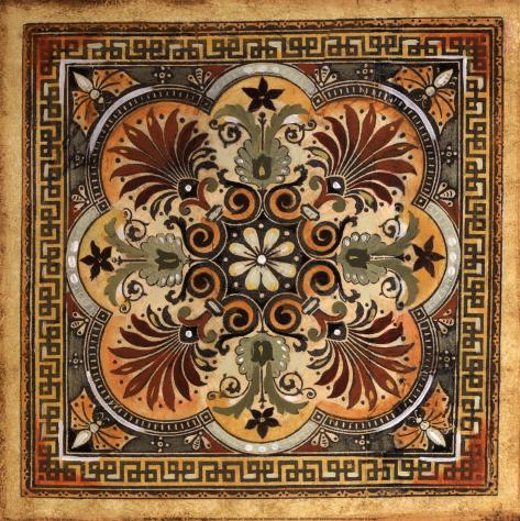 Italian Tile I Lámina