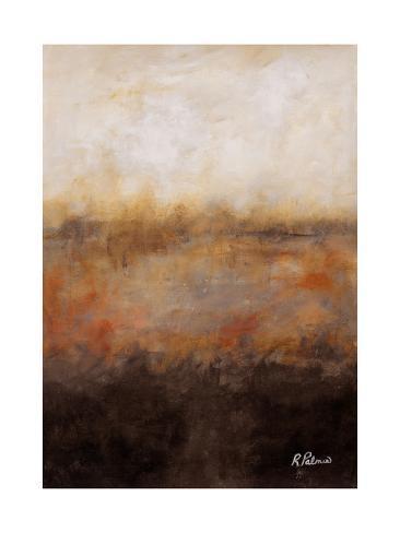 Sepia Wetlands Premium Giclee Print