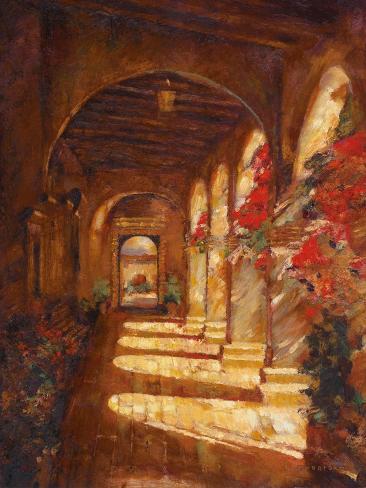 Salle De Lumiere Art Print