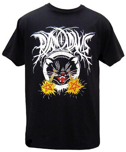 Ryan Adams - Satanic Cat (slim fit) T-Shirt