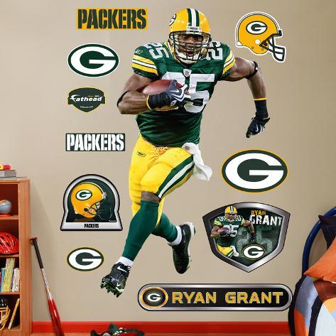 Ryan Grant Wall Decal