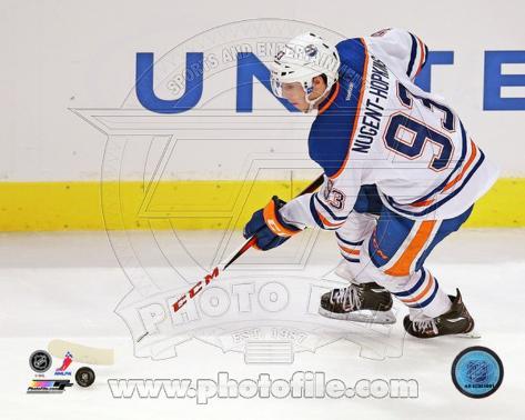 Ryan Nugent-Hopkins 2012-13 Action Photo