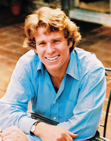Ryan O'Neal Photo