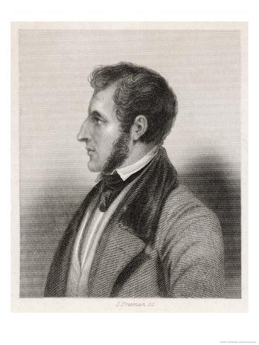 Alessandro Manzoni Italian Novelist and Poet Giclee Print