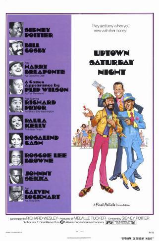 Sabato sera in centro|Uptown Saturday Night Stampa master