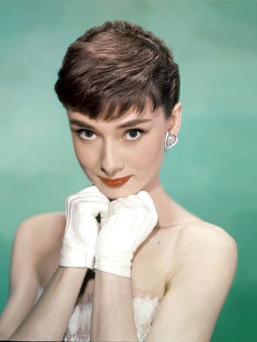 Sabrina 1954 Directed by Billy Wilder Audrey Hepburn Photo