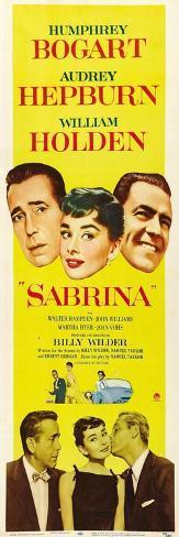 Sabrina, 1954 Art Print