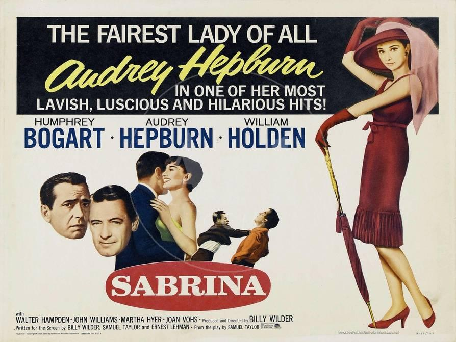 Sabrina, 1954 Pósters en AllPosters.es