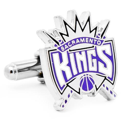 Sacramento Kings Cufflinks Novelty