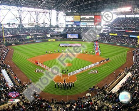 Safeco Field - 2009 Opening Day Photo
