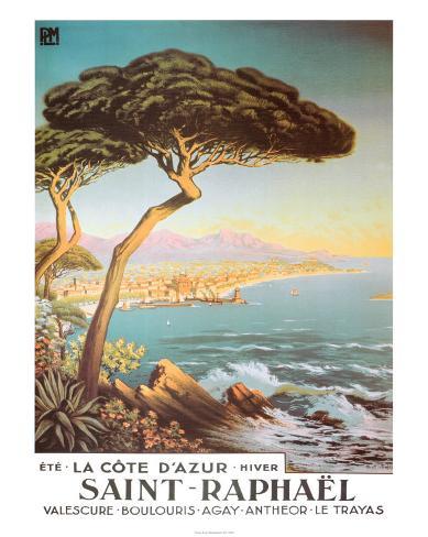 Saint Raphael Art Print