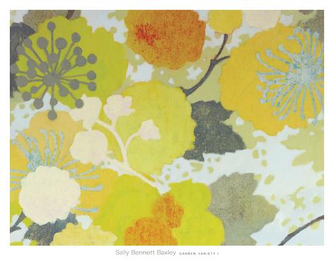 Garden Variety I Art Print