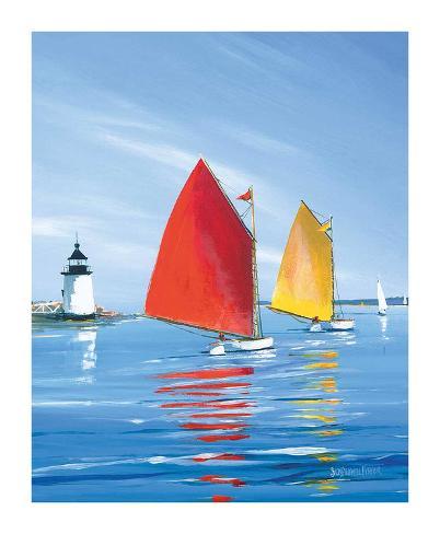 Horizon Light Art Print