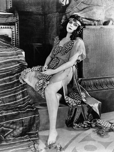 Salome, 1918 Photographic Print