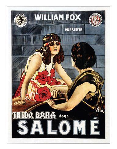 Salome - 1918 Giclee Print