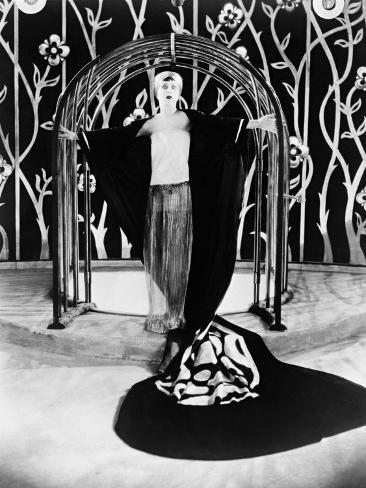 Salome, 1923 Lámina fotográfica