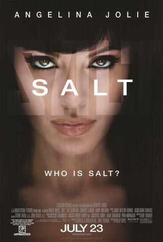 Salt Original Poster