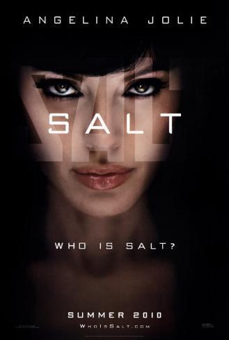 Salt ポスター