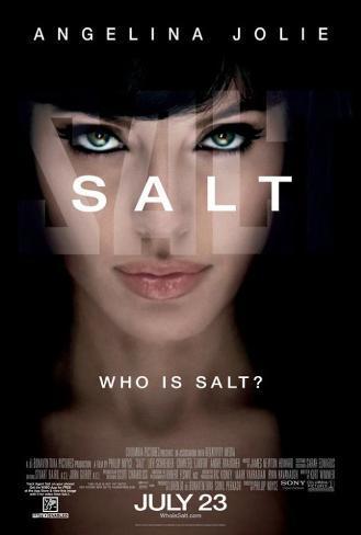Salt Pôster