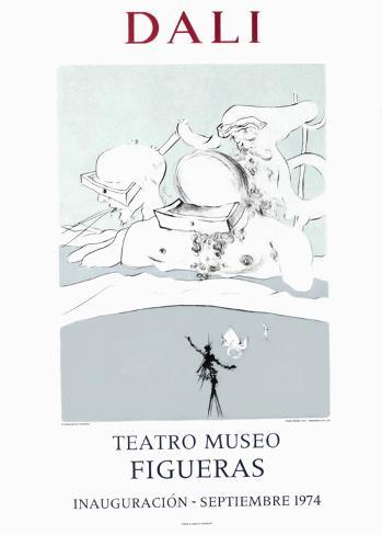 Teatro Museo Figueras 10 Collectable Print
