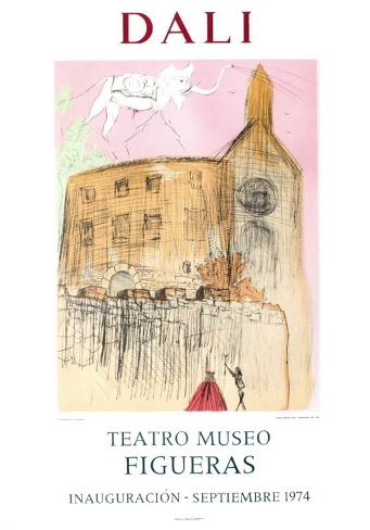 Teatro Museo Figueras 1 Collectable Print