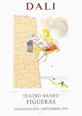 Teatro Museo Figueras 7 Collectable Print