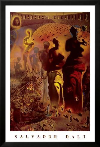 The hallucinogenic toreador c1970 poster di salvador dal su the hallucinogenic toreador c1970 altavistaventures Gallery