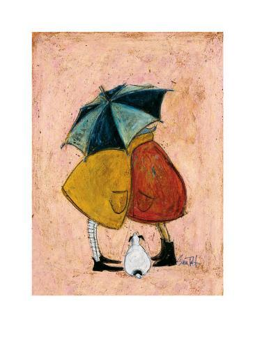 A sneaky one poster by sam toft allposters a sneaky one m4hsunfo