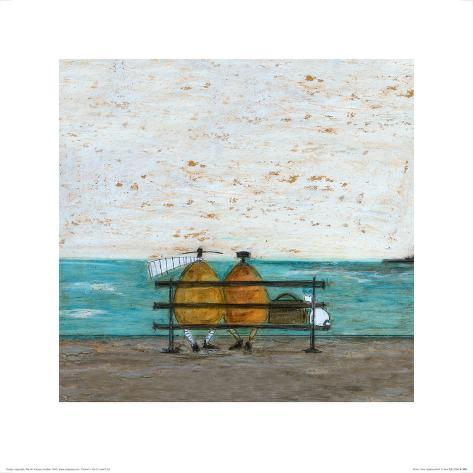 Picnic Time Approacheth Giclee Print