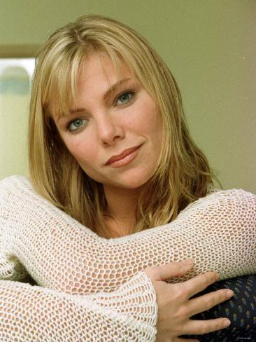 Samantha Janus Actress March 1999 Photographic Print