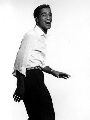 Sammy Davis Jr, 1950s Photo