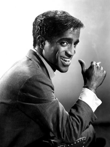 Sammy Davis, Jr., 1958 Photo