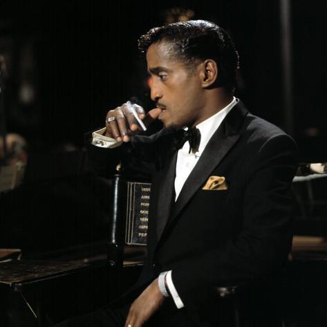 Sammy Davis Jr, 1960s Photo