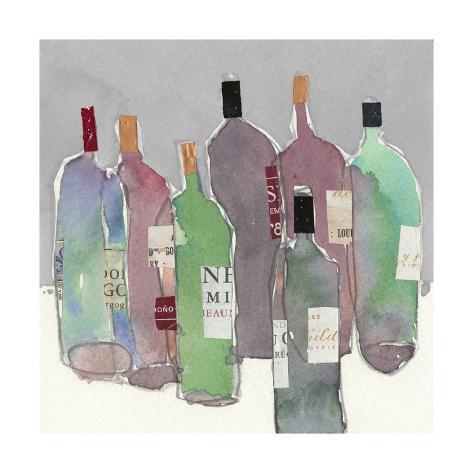 Wine Party II Art Print