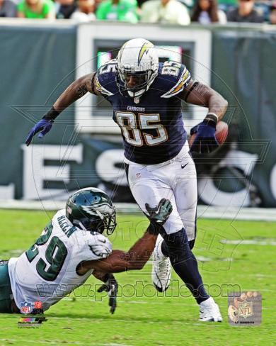 San Diego Chargers - Antonio Gates Photo Photo