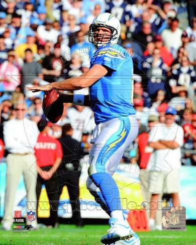 San Diego Chargers Philip Rivers Photo Photo Allposters Ca