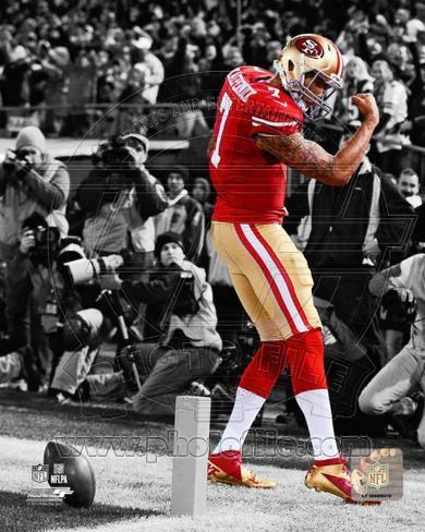 San Francisco 49ers - Colin Kaepernick Photo Photo