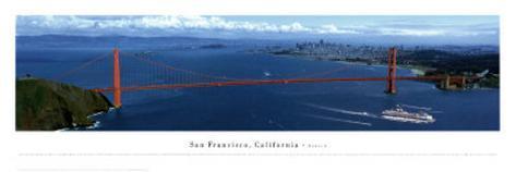 San Francisco, California Art Print