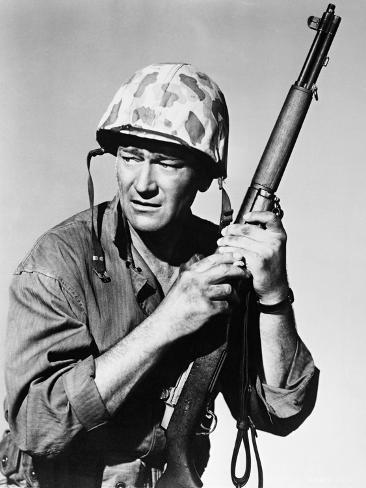 Sands of Iwo Jima, 1949 Lámina fotográfica
