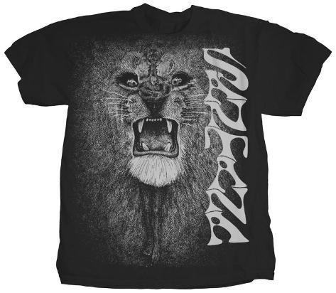Santana - White Lion T-Shirt