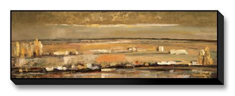 Geometria en la Ribera Limited Edition on Canvas