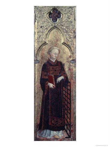 St. Lawrence Lámina giclée