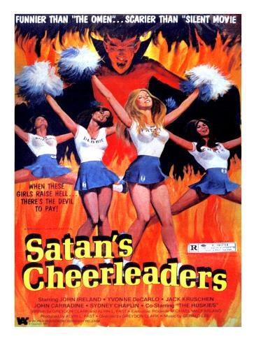 Satan's Cheerleaders, 1977 Photo