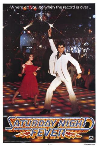 Saturday Night Fever Masterprint