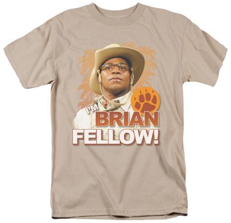 Saturday Night Live - Brian Fellow T-Shirt