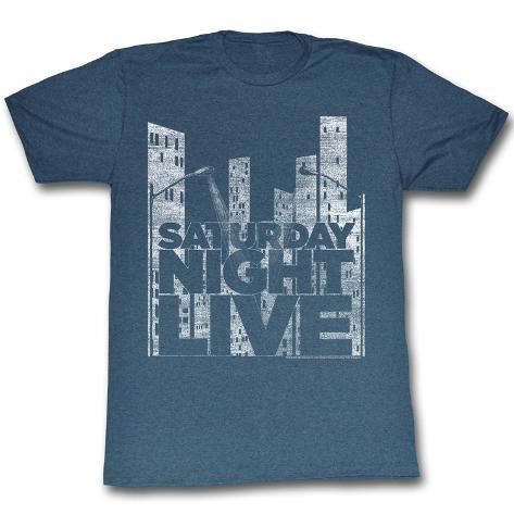 Saturday Night Live - City Lights T-Shirt