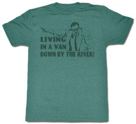 Saturday Night Live - In A Van T-Shirt