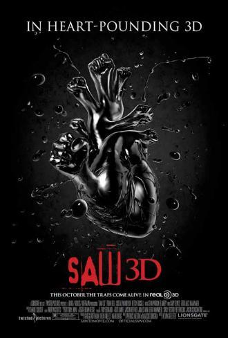 Saw 3-D Masterprint